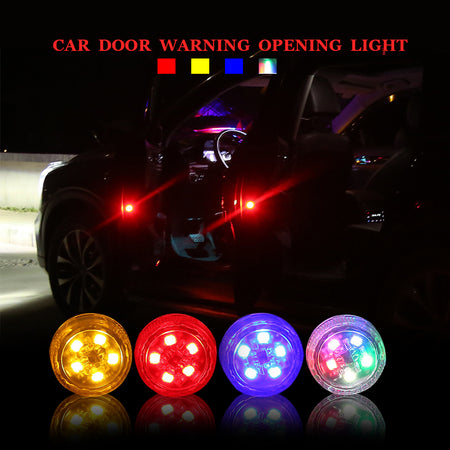 5 LED Waterproof Strobe Flashing Anti Rear-End Collision Led Safety Lamps