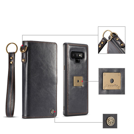 CaseMe-Qin Mobile Phone Leather Caser For iPhone