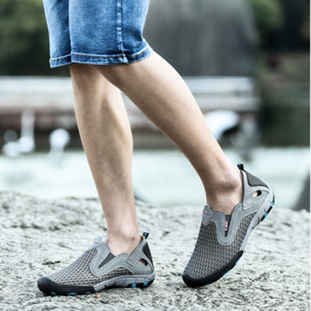 Men Slip-On Outdoor Sneaker