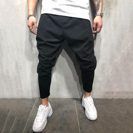 Men's Casual Solid Color Pants