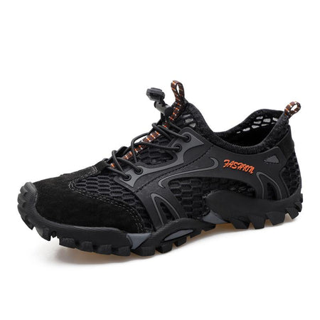 Plus Size Outdoor Sports Shoes Non-slip Breathable Men's Sneakers