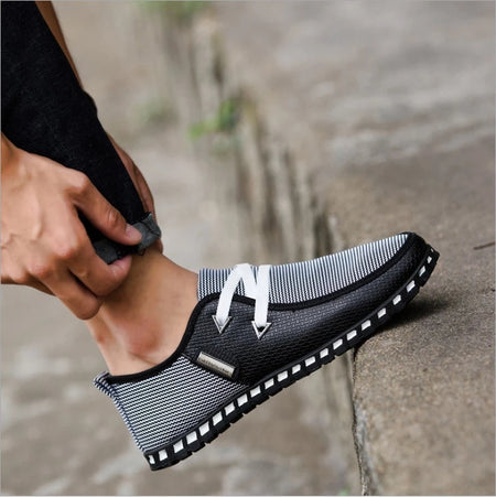 Business Ventilation Style Men's Casual Shoes