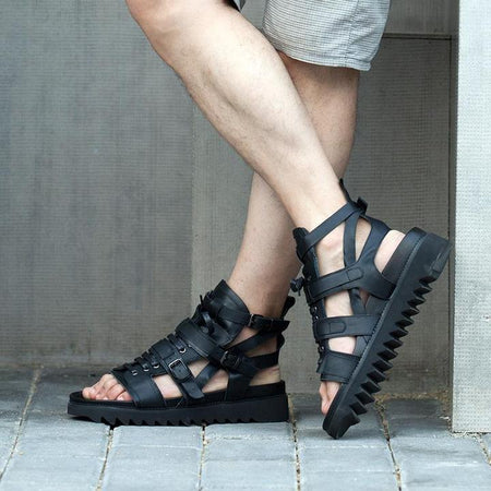 Men Casual Open Toe Sandals