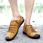 Casual Solid Color Breathable Hollow Shoes