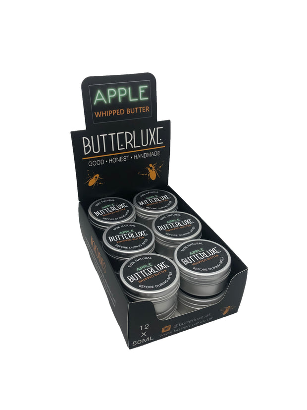 Apple Whipped Butter