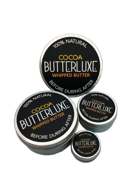 Cocoa Whipped Butter