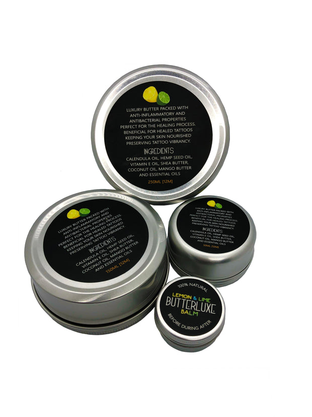 Lemon & Lime Balm