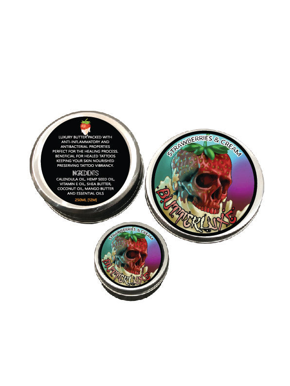 Limited Edition Strawberries & Cream BALM