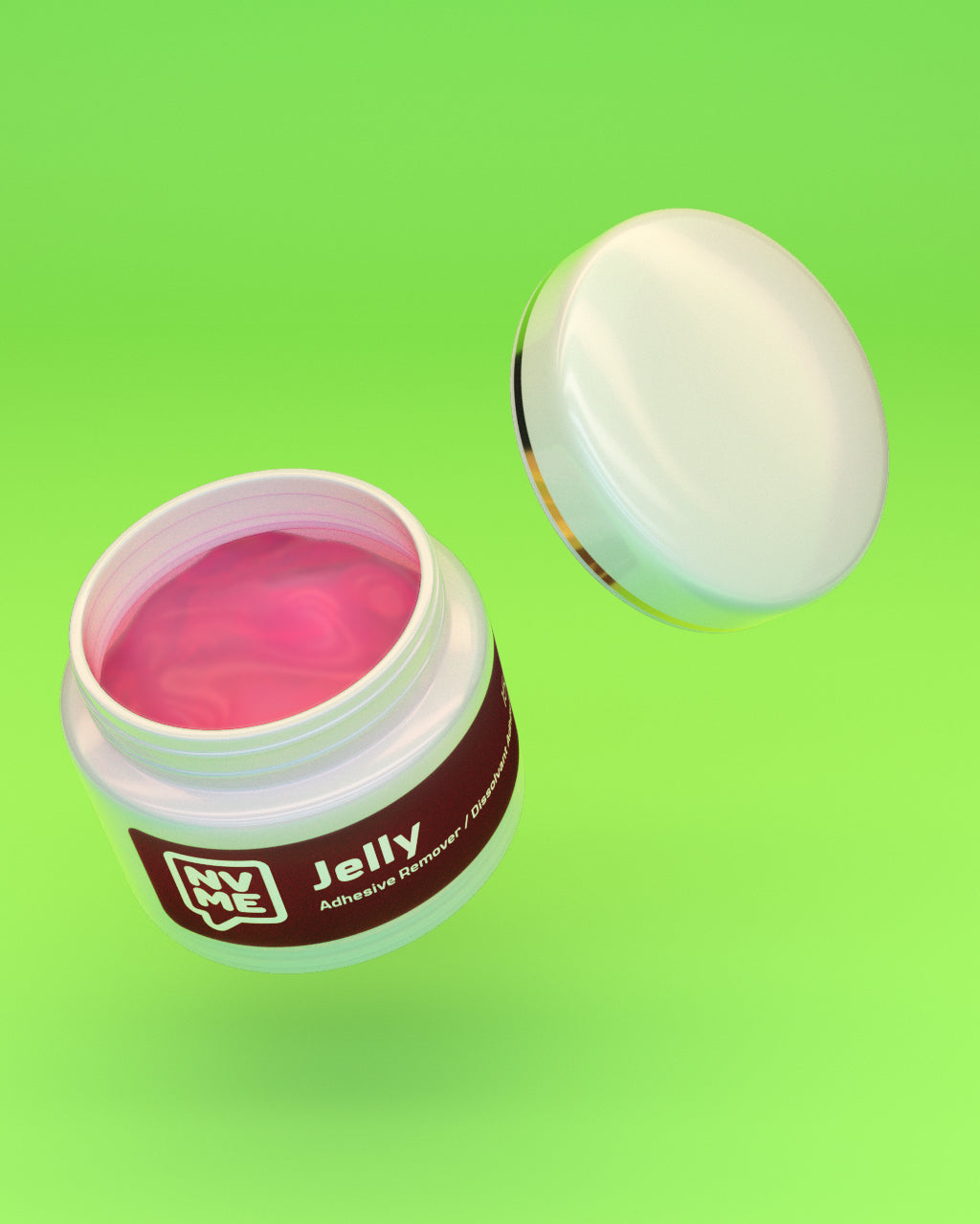 Jelly Eyelash Extension Adhesive Remover - NVME Canada