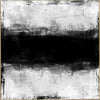 Abstract Painting in Black and White | DOUBLE WHITE - Trend Gallery Art | Original Abstract Paintings