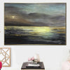 Abstract Landscape Art in Multicolored, Beige and Grey | GOLDEN GLEAM - Trend Gallery Art | Original Abstract Paintings