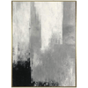 Abstract Painting in Black and White | NEW YORK - Trend Gallery Art | Original Abstract Paintings
