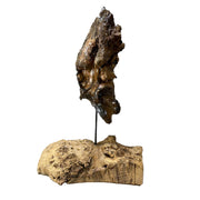Original Abstract Girl Painting Creative Gold Leaf Paintings On Canvas Girl | EASTERN VISIONS - Trend Gallery Art | Original Abstract Paintings