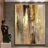 Oversized Abstract Painting Original Gold Leaf Abstract Paintings On Canvas Modern Abstract Art Contemporary Artwork | RADIANCE OF ETERNITY - Trend Gallery Art | Original Abstract Paintings