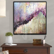 Abstract Oil Painting On Canvas Colorful Abstract Painting Large Abstract Canvas | ONE MORE WORLD - Trend Gallery Art | Original Abstract Paintings