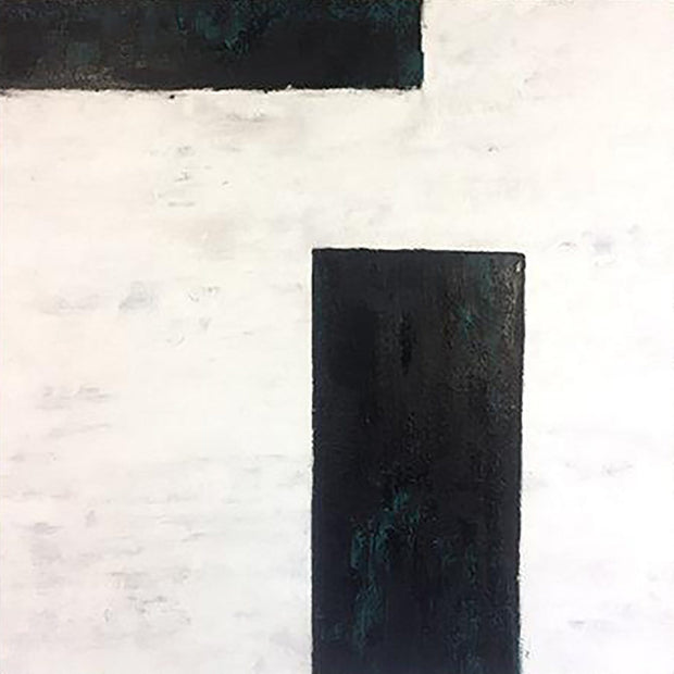 Original Abstract Oil Painting Black And White Artwork Modern Abstract Art Black And White Artwork | REGULARITY - Trend Gallery Art | Original Abstract Paintings