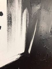 Black And White Artwork Original Abstract Creative Black And White Art | CHANGING REALITY - Trend Gallery Art | Original Abstract Paintings