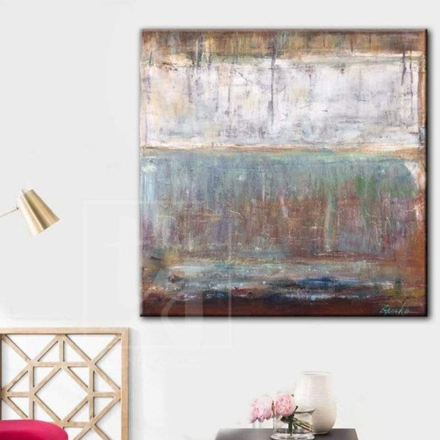 Large Abstract Original Painting Beige Painting Brown Painting Acrylic Painting On Canvas | CLEAR SOURCE - Trend Gallery Art | Original Abstract Paintings
