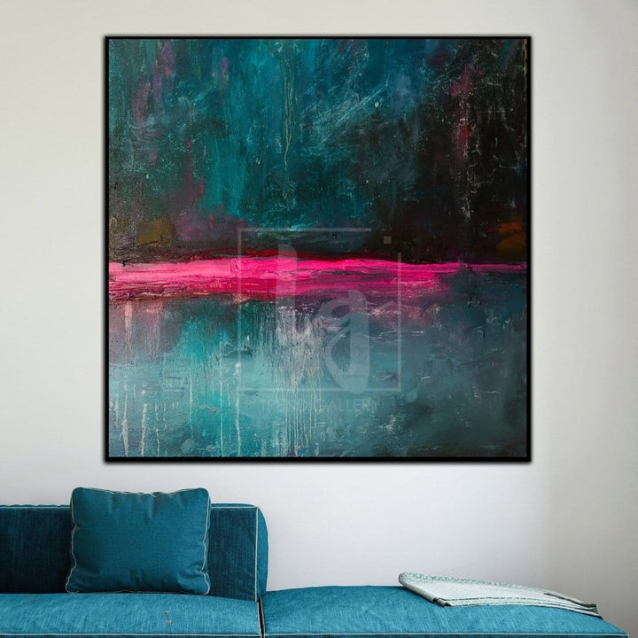 How To Decorate A Bedroom With Abstract Art Trend Gallery Art Original Abstract Paintings