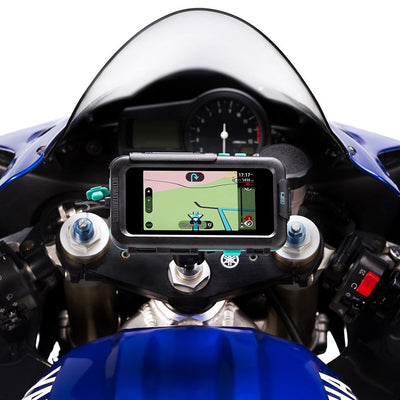 iPhone X / Xs Motorcycle Sportsbike Mount Tough Waterproof Case - Ultimateaddons