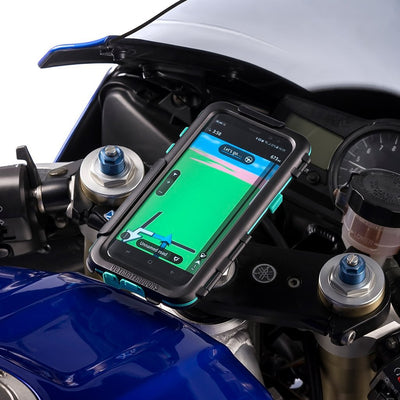 Waterproof Hard Plastic Case Fork Stem Motorcycle Samsung Galaxy S8 S8+ - Ultimateaddons