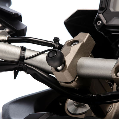 Ultimateaddons Motorcycle Top Clamp Mounting Attachment - Ultimateaddons