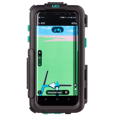 Adventure Bike Waterproof Tough Case Accessory Bar Mount Galaxy S8 S8+ - Ultimateaddons
