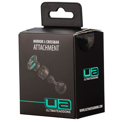 Ultimateaddons Motorcycle Mirror 8-16mm Attachment + 3 Prong - Ultimateaddons