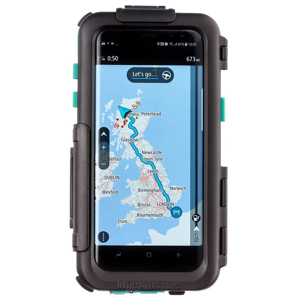 Samsung Galaxy S8 Tough Waterproof Mount Case - Ultimateaddons