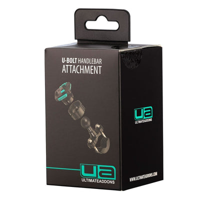 Ultimateaddons U-Bolt Handlebar Mount with 3 Prong Attachment - Ultimateaddons
