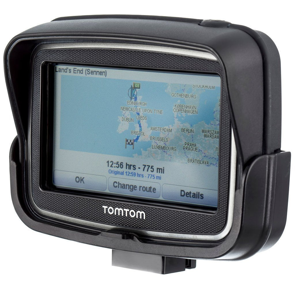 Dedicated Holder for TomTom Rider V5 - Ultimateaddons