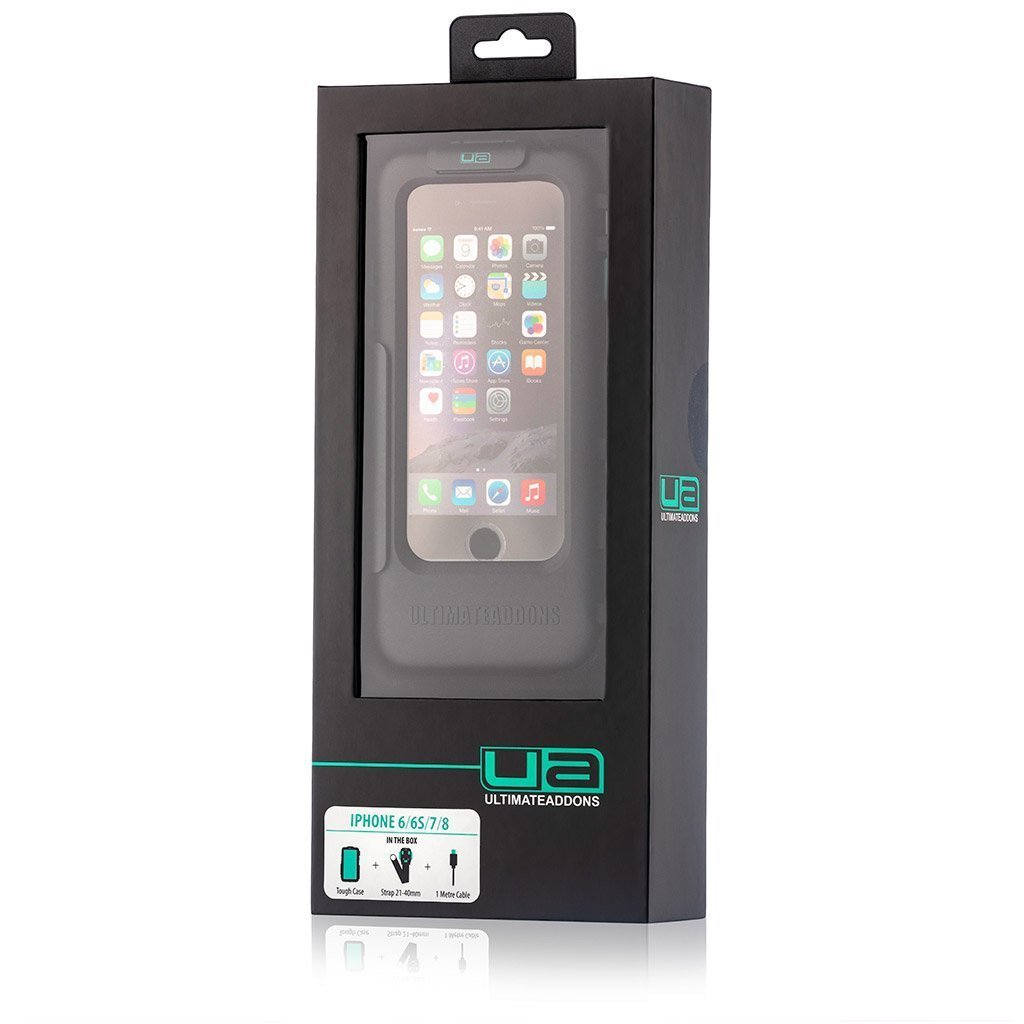 UA Smartphone Cyclist One Box Tough Case Mount Kit - Ultimateaddons