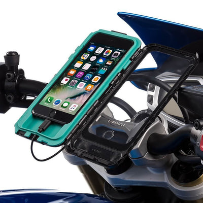 iPhone 6 7 8 / Plus Tough Waterproof Case Clamp Bolt - Ultimateaddons