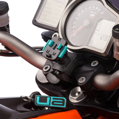 UA One Box with Water Resistant Case and Handlebar Mount - Ultimateaddons