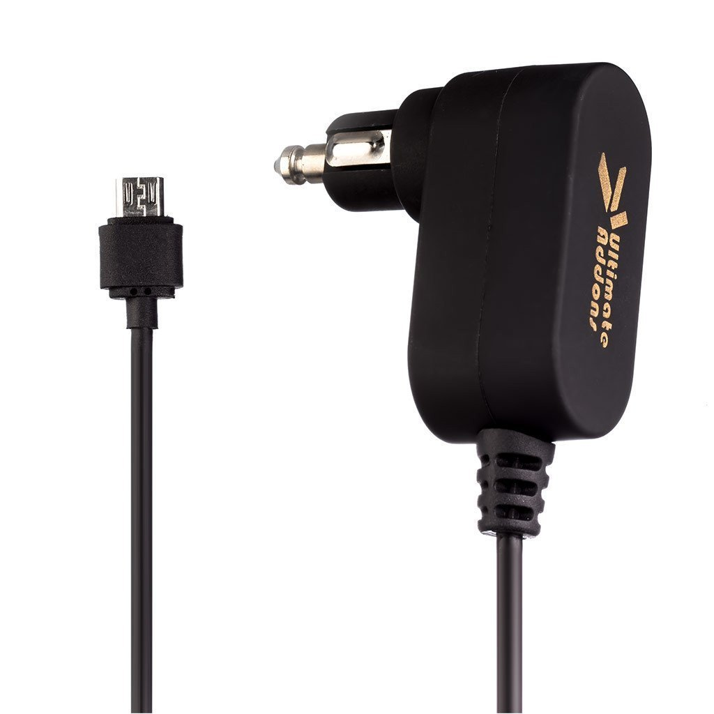 1 Metre Compact Right Angle Din Hella Auxiliary Charger - Ultimateaddons