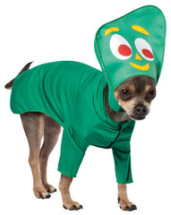 Gumby Dog Costume