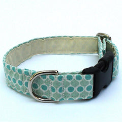 Blue Bubbles Collar