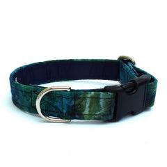 Cosmic Teal Collar