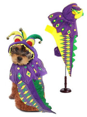 Mardi Gras Mardi Paws Dragon Dog Costume