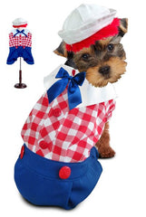 Ragdoll Boy Dog Costume