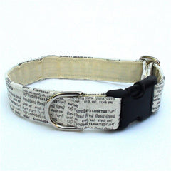 Seaside News Collar