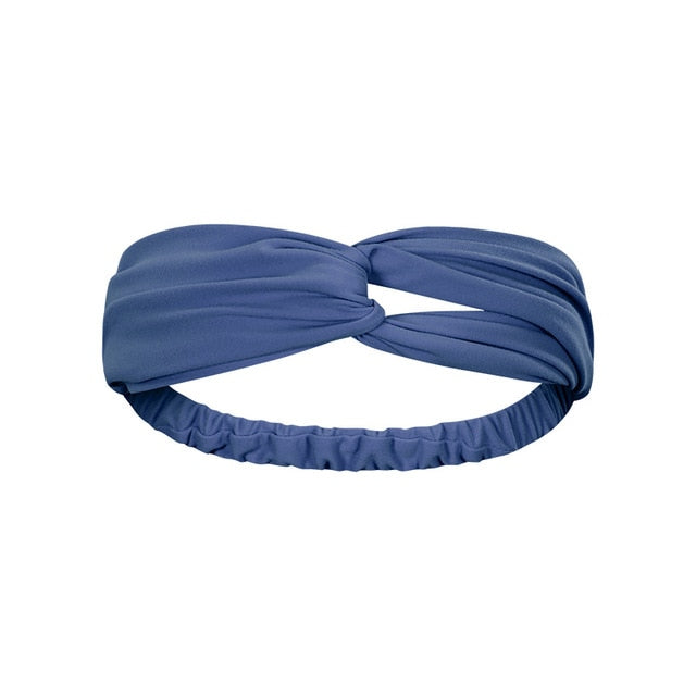 Buttery-soft Workout Yoga Hair Bands