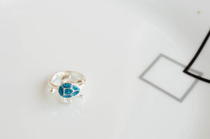 Adventure Turtle Ring