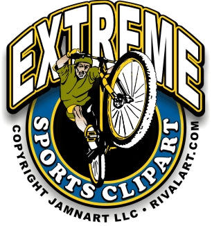 Extreme Sports Clipart