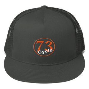 73 Cycle Mesh Back Snapback