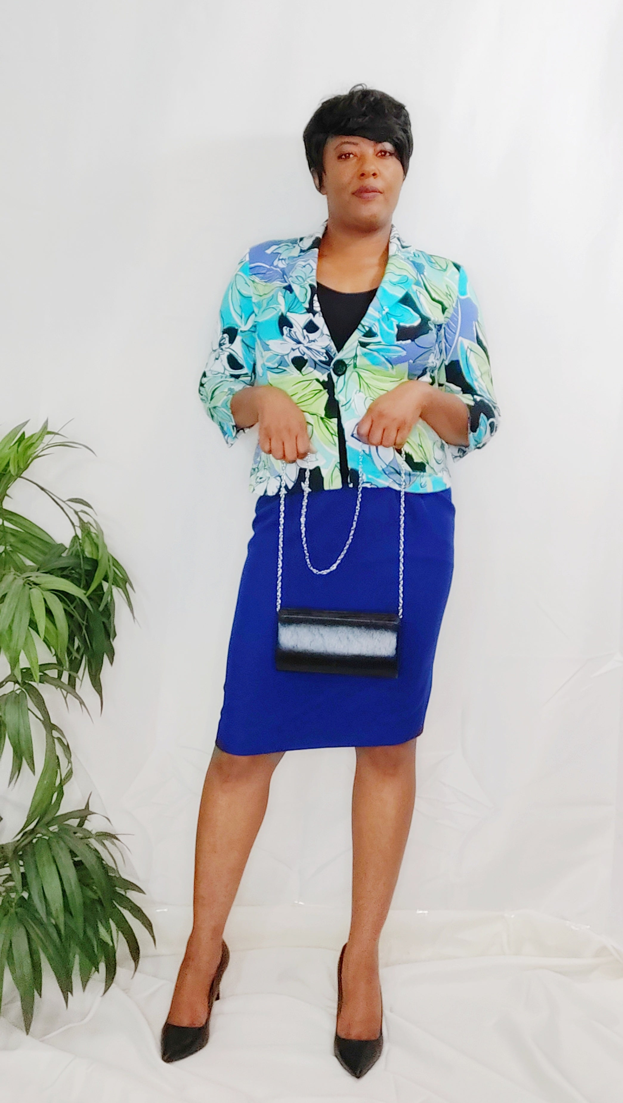 Skirt Bundle- Covered in Blue