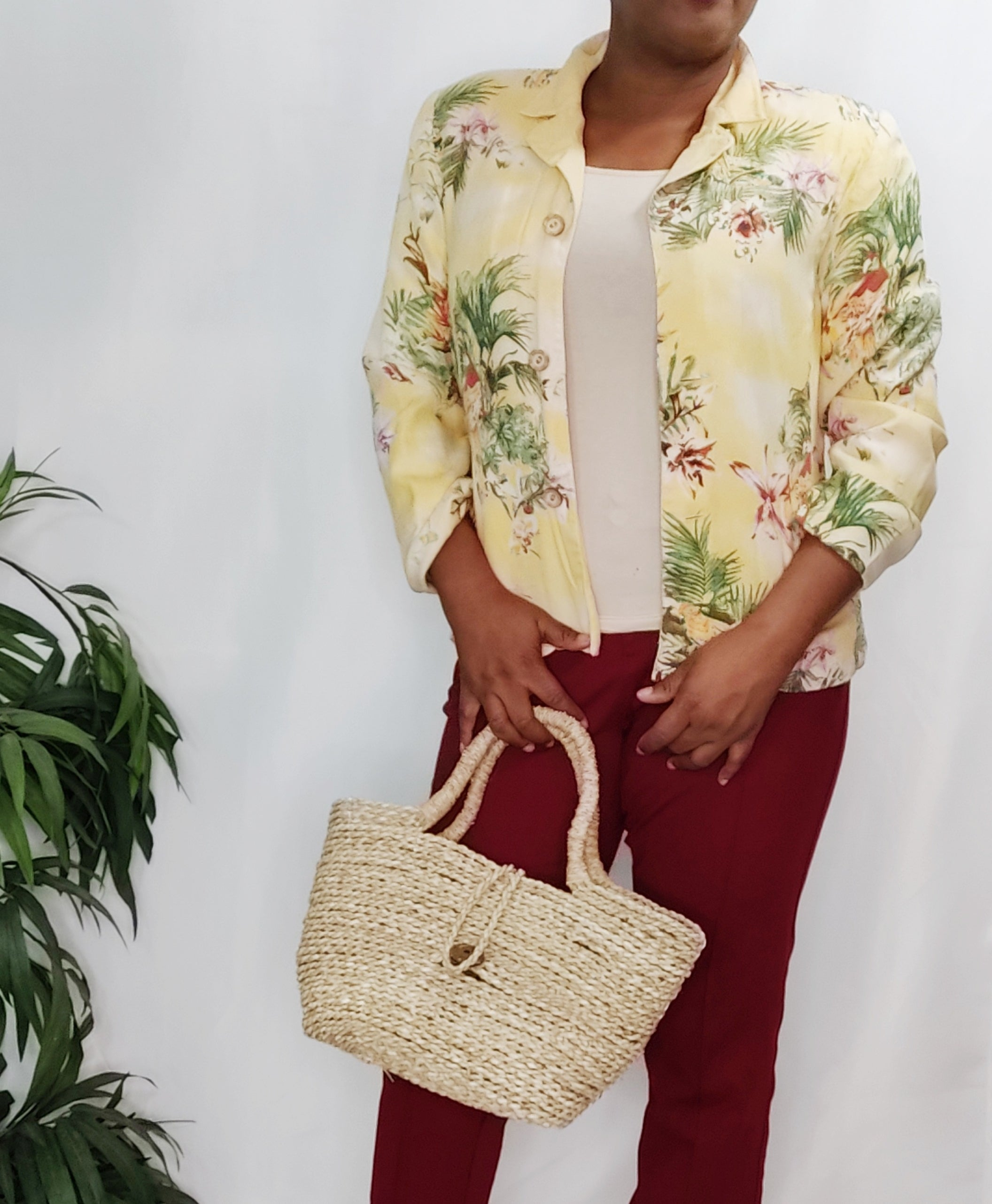 Tropical Blazer