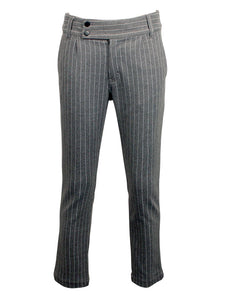 1898 - Striped Grey Trousers