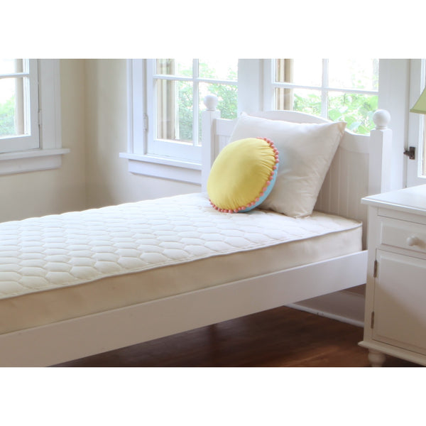 Naturepedic Quilted Organic Cotton Deluxe Mattress