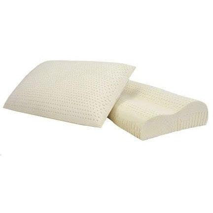 OMI 100%-Natural Rubber Latex Pillow (Molded or Contour)